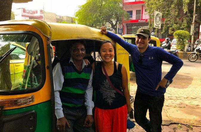 Full Day Agra Tour By Tuk Tuk