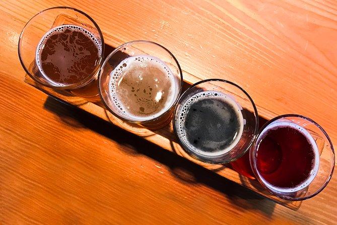 Hongkong Craft Beer Tour in kleiner Gruppe