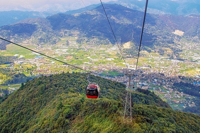 Chandragiri Cable car day tour - 1 Day