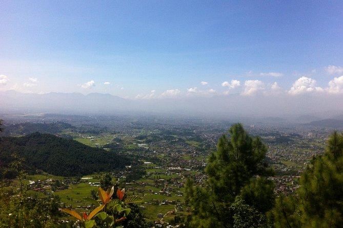 Shivapuri National Park Day Hike from Kathmandu