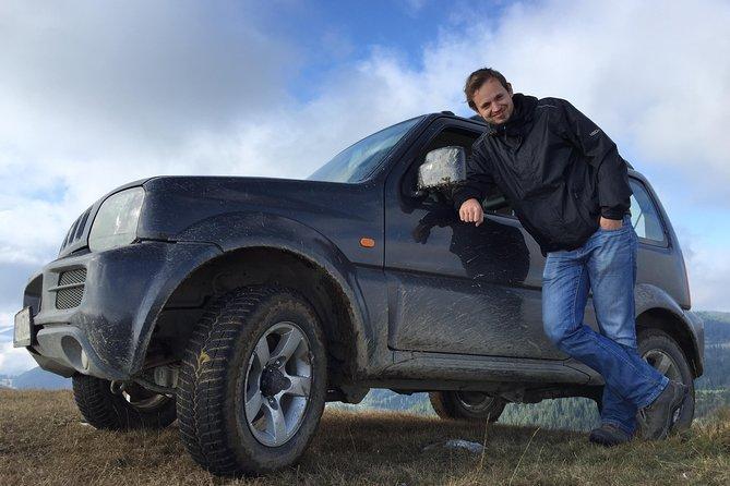 Carpathian Off-Road Adventure Tour
