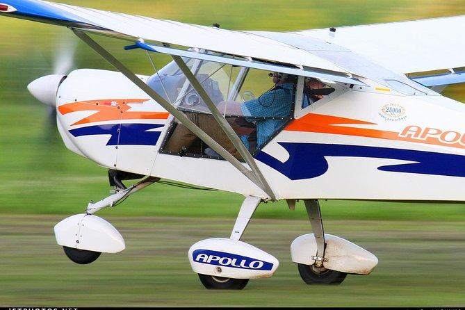 Volo panoramico nei dintorni di Sighisoara e dei Carpazi orientali