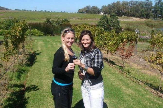 Half-DayGuided PrivateWine Tour from Franschhoek