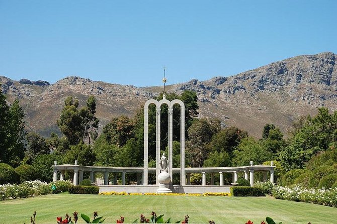 Franschhoek Valley Private Group Culture Tour