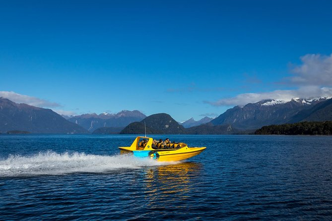 Jet Boat Journey through Fiordland National Park - Pure Wilderness