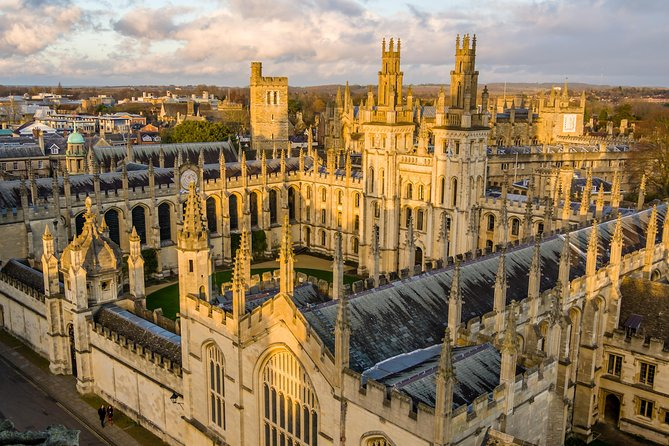 Bespoke Oxford Walking Tour with a Private Guide
