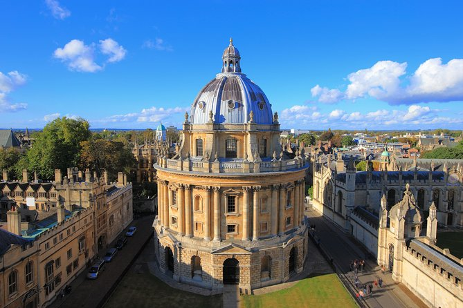 Oxford Highlights Small Group Tour
