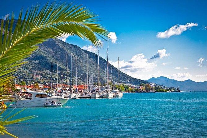 Private Return Transfer: Nidri Port to Lefkada Town