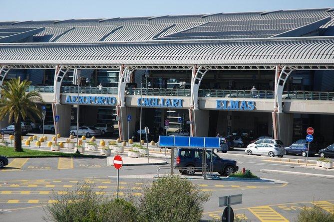Private VIP Transfer from Cagliari Airport to Santa Margherita di Pula
