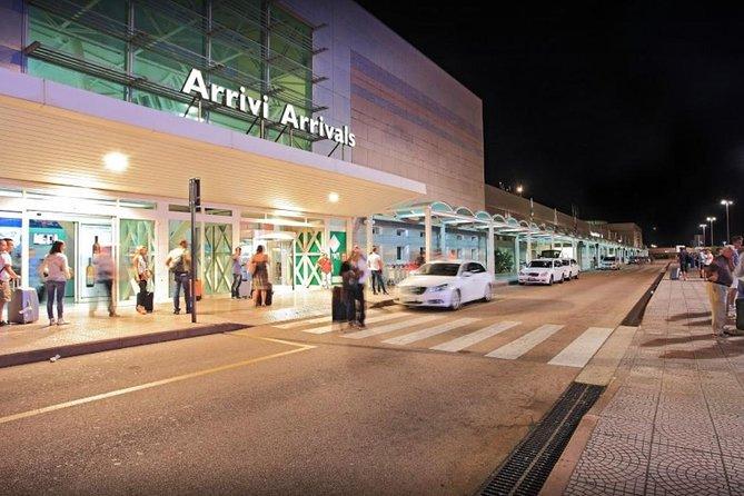 Departure Transfer from Porto Rotondo to Olbia Airport