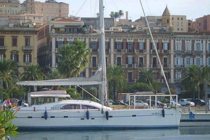 Sailboat Excursion in Cagliari Gulf departing from Cagliari port