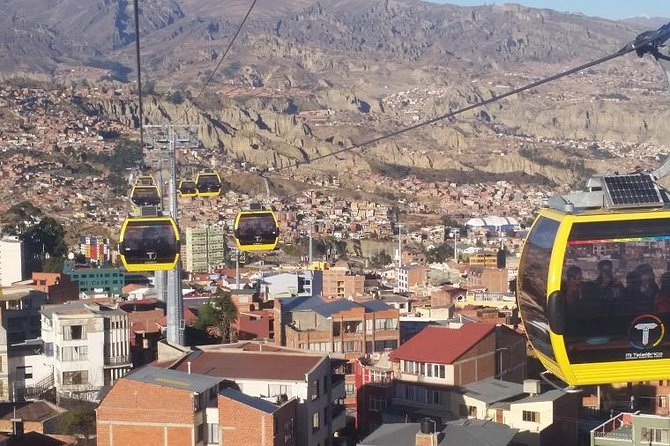 3days-2nights La Paz Cultural