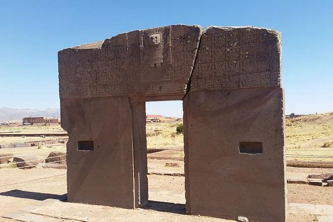 Tiwanaku Temple Half-Day Tour