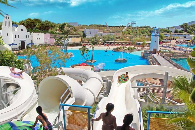 Skip the Line: Aqua Natura Water Park Admission Ticket in Benidorm