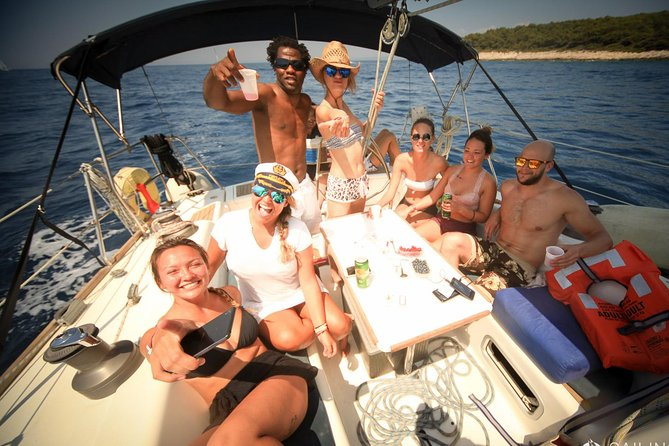 8-Day Sailing Yacht Experience: Supetar, Hvar with Professional Skipper