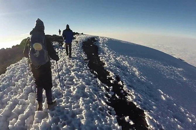 7 Days Mount Kilimanjaro Climb: Machame Route