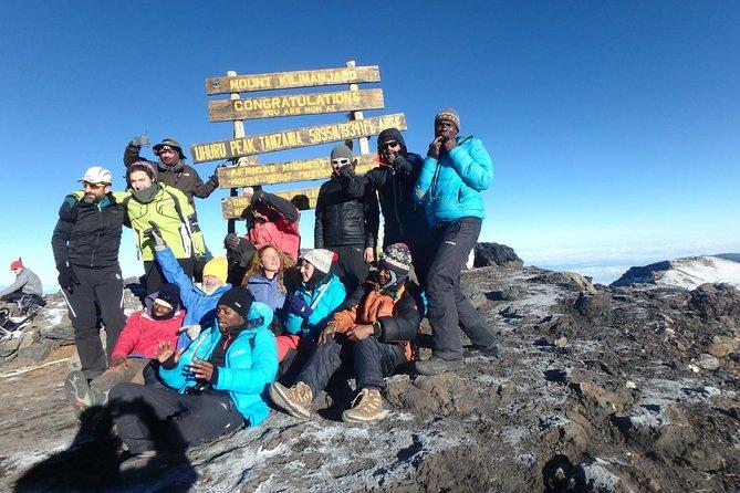21 Days Best of Kenya & Tanzania Safari, Mount Kilimanjaro Hike & Diani Beach