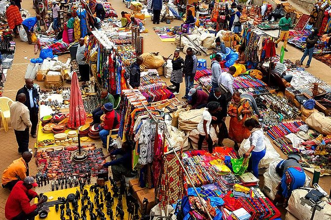 Nairobi Guided Cultural Shopping Experience Day Tour