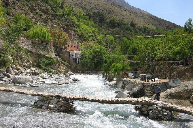 Ourika Valley - Day trip from Marrakech - private