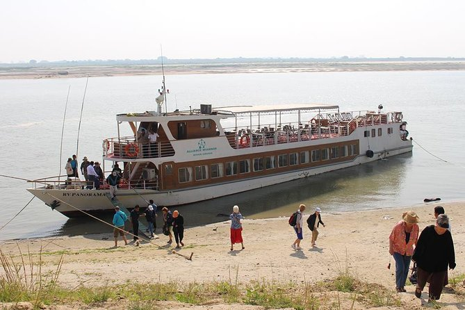 Sightseeing Cruise Between Mandalay and Bagan photo 1