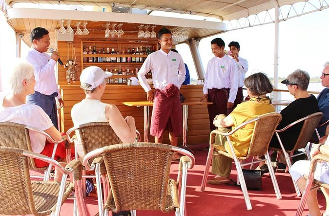 Sightseeing Cruise Between Mandalay and Bagan photo 2