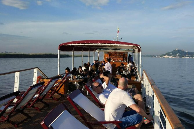 Day Cruise Bagan to Mandalay