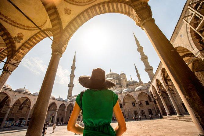 Evite filas: excursão para grupos pequenos em Istambul Classics 10 pessoas Max.