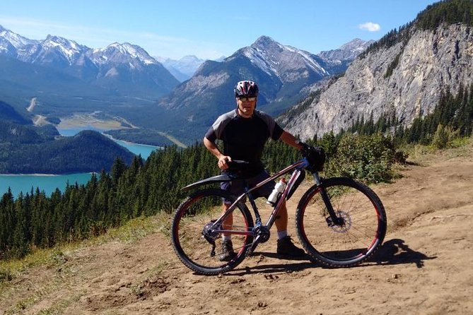 Calgary and Banff Mountain Biking Adventure