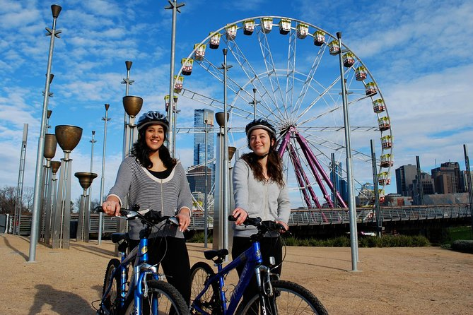 Melbourne Bike Tour from Federation Square