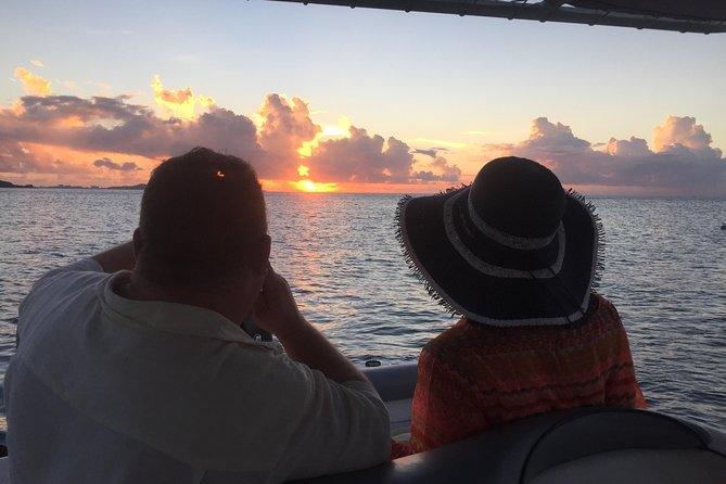 Private Sunset Cruise in St Martin
