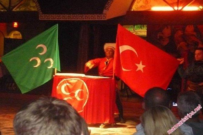 Marmaris Turkish Night - Inc. Diner en gratis drankjes