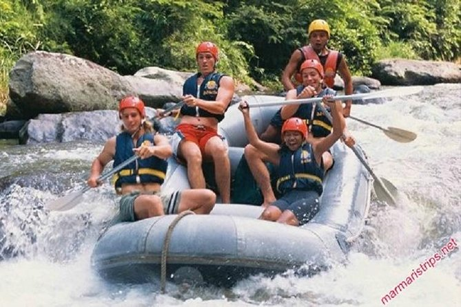 Van Marmaris Dalaman River Rafting