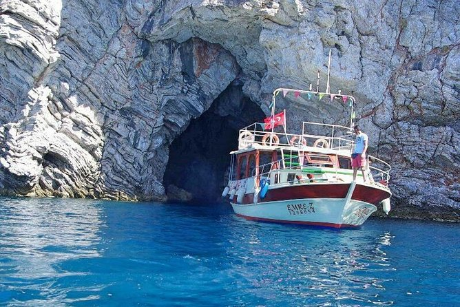 Private Boat Trips from Marmaris