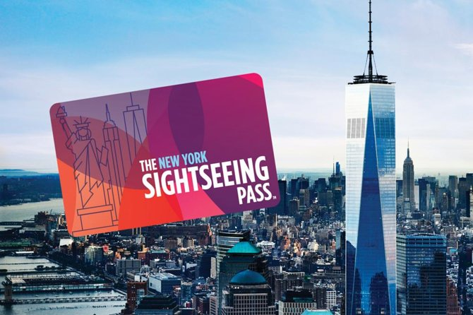 The New York Sightseeing Flex Pass: Save Big on 100+ Attractions and Tours!