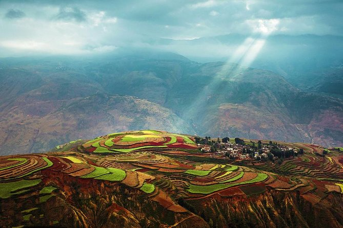2 Days Dongchuan Red Soil Land Tour (without tour guide)
