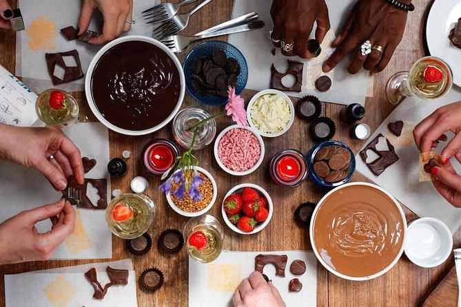 Clase de fabricación de chocolate de lujo
