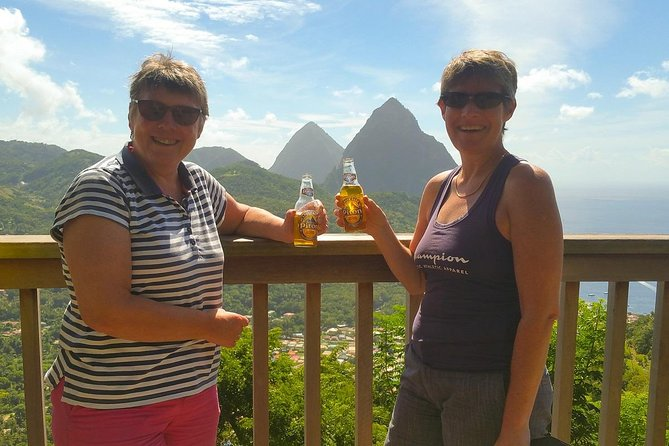 Soufriere Experience Island Tour of St Lucia