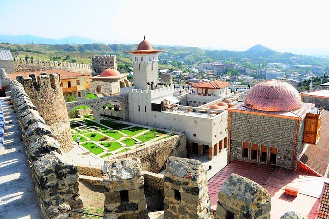Vardzia cave city and Rabati castle Tour