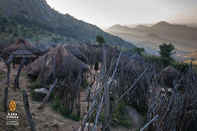 Kidepo Valley Mountains of the Ik Hiking & Trekking