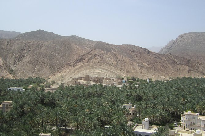 Small-Group Day Tour to Jebel Akhdar from Muscat