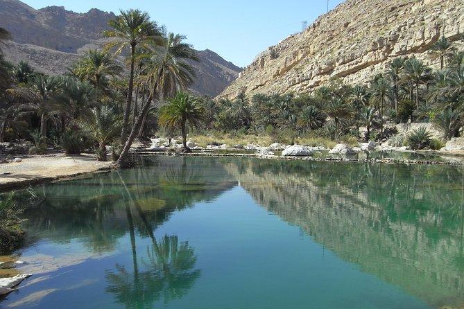 Wahiba Sands Desert with Wadi Bani Khalid Tour by 4X4