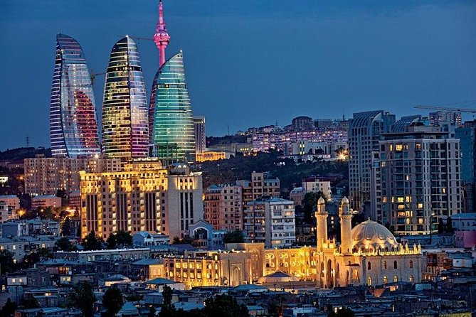 One week around Azerbaijan - Baku and Quba cities