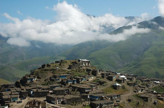 2 days package 5000 yo village and highest waterfall