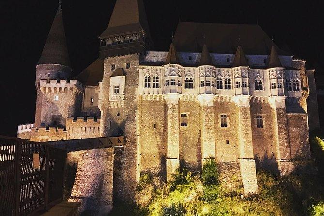 Corvin Castle - 1 day minivan tour from Oradea