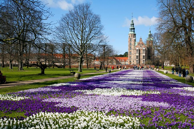 4-Hour Private City Walking Tour including Rosenborg Castle