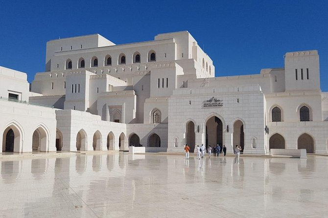 Muscat City Tour Full Day