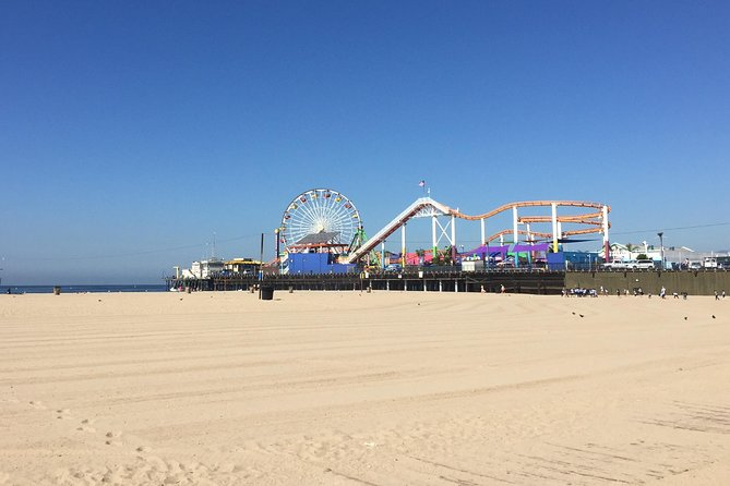 Los Angeles Private Full-Day Tour
