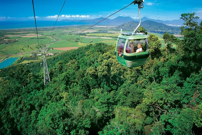 Cairns ATV Adventure Tour and Morning Skyrail