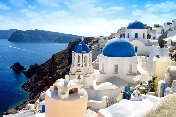 Santorini Private Full Day Tour 9 hours