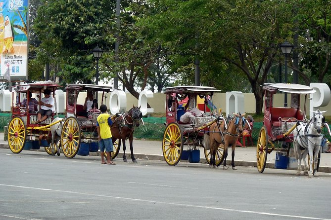 Horse Carriage at Candirejo Village